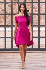 Rosy όλα τα φοβερό σκούτερ φόρεμα