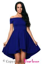 """Niebieska sukienka """"Wściekłość"""""""