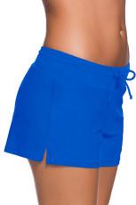 Royal Blue Női Swim Boardshort