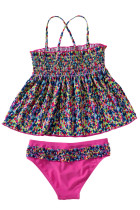 Little Girls 'Boho To-Pieces Badedragtssæt