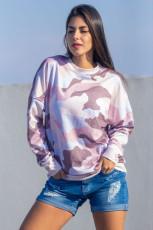 Dusty Pink Camo In kỹ thuật số áo