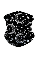 Cache-cou bandana sans couture Star Moon