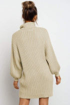 Balzámové svetry s rukávem z meruňkového roláku