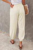 Khaki fehérnemű zsebes, rugalmas derékpánt