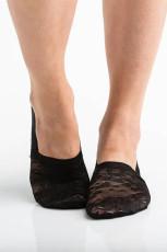 Celebên Sneaker ên Floral Lace Ne-Slip