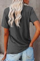 مهربان باشید تی شرت Graphic Grey