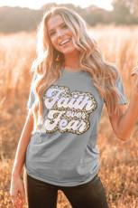 ایمان بیش از ترس گرافیک سه راهیابی