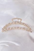 Pince à cheveux perles de style coréen
