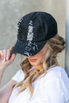 Street Hipster Musta hattu