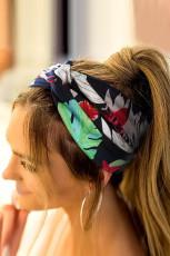 Bohemian Elastic Cross Sports Headband