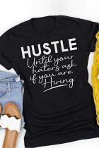 شتاب بزنید تا اینکه متنفران از شما بپرسند که آیا تی شرت استخدام می کنید یا خیر