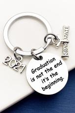 Mezuniyet son değil, mezuniyet sezonu Anahtarlık