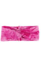 پیش بند بند یوگای ورزشی Rose Twisted Tie-dye