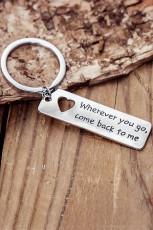 Porte-clés où tu vas reviens vers moi