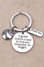 Unisex přívěsek na klíče Lacrosse Coach Keychain