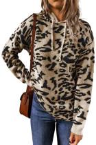 Sweatshirt Mooded Long Sleeve Long