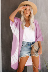 Batik Önü Açık Kimono Hırka