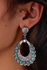Bohemian Retro Geometric Drop-shaped Earrings