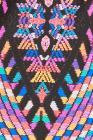 Maillot de bain une pièce à imprimé aztèque