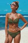 Halfter Twist Waffel Bikini