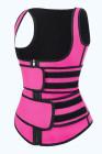 Rose Latex Underbust Sport Gürtel Taillentrainer