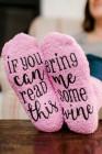 جوارب قطنية مطبوعة بأحرف