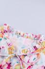Blusa con estampado floral de Cakewalk