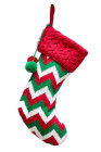 الأخضر بوم بوم عيد الميلاد شنقا ديكور جورب