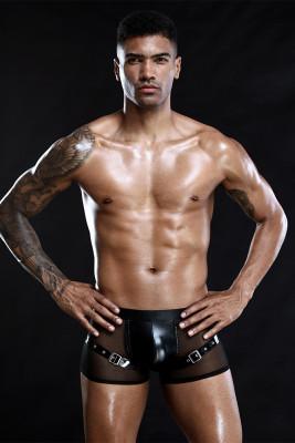 مثير منظور الرجال الملاكم السراويل