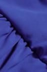 Maillot de bain Tankini à col montant et décolleté plongeant en maille bleu ciel