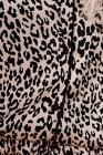 طقم بيجاما وقميص بنقشة جلد الفهد