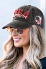 قبعة بيسبول مطرزة برسمة 1964 سوداء