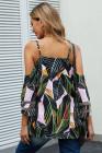 Блуза Palm с открытыми плечами