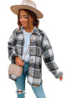 Рубашка куртка женская