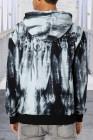 Sudadera con capucha tie dyed