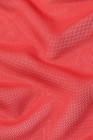 Nuisette de mariée en dentelle rouge