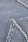 Джинсы-скинни больших размеров с необработанным краем и рваным краем со средней талией