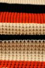 Cárdigan de punto con bolsillo delantero abierto en bloque de color
