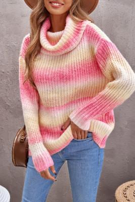 Suéter de punto Ombre con cuello vuelto